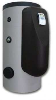 Слънчев бойлер с обем 400L и електронно управление