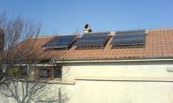 Слънчеви вакуумни колектори затворена система