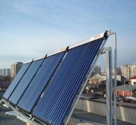 Слънчев колектор Heat Pipe Модел HSC 15