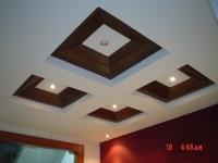 Изработване на обемни форми и апликации за тавани