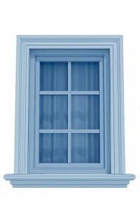 Рамки за прозорци от стиропор