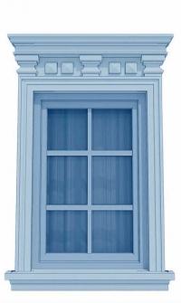 Рамки за прозорци по индивидуална поръчка