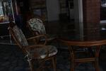 естествен  бамбук столове за голям хотел