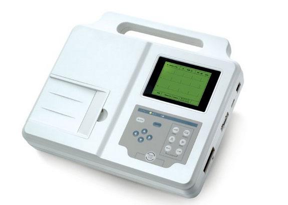 Електрокардиограф, триканален, модел Cardiosonar 3