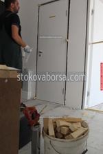 монтиране на интериорни врати по поръчка