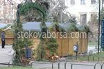 дървени търговски павилиони  до 6кв.м по поръчка