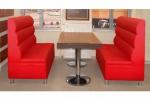 луксозна мека мебел за заведения по индивидуален проект