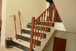 дървени парапети за стълбища