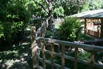 огради от дърво