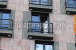 поръчков метален профилов парапет за балкони