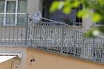 изработка на метални парапети за балкони