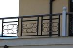 парапети за балкони от дърво и ковано желязо по поръчка