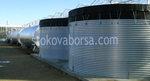 доставка на сглобяеми резервоари за съхранение на индустриални цели
