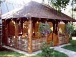 Проектиране на дървени беседки за градина