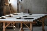 фирма за изработка на дървена порта