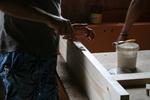 изработка по поръчка на дървени порти