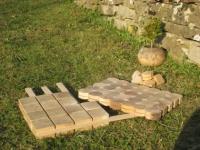 Дървени интериорни павета