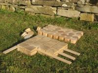 Изработка на дървени интериорни павета