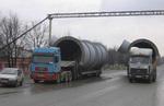 Извънгабаритни товари - превозване