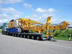 Транспорт на тежки товари