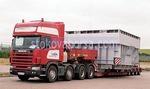 Транспорт на тежък товар