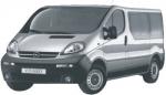Бусове Opel Vivaro под наем за 1 ден