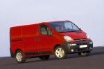 Бус Opel Vivaro под наем за 2 часа