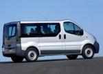 Наем на бусове Opel Vivaro за 5 часа
