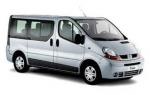 Осигуряване на трансфер с Opel Vivaro от аерогара Бургас