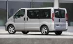 Трансфер с Opel Vivaro от аерогара Пловдив