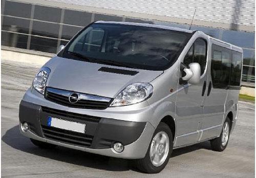 Трансфери Opel Vivaro от летище София
