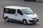 Осигуряване на трансфер с Opel Vivaro от аерогара София