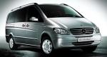 Осигуряване на трансфери Mercedes Viano до аерогара Пловдив