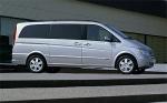 Наемане на Mercedes-Benz Viano за 2 часа