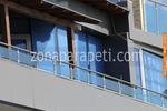 производство на парапети за тераси от стъкло и неръждаема стомана