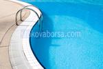 стълби от инокс за басейни