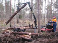 Техника за дърводобив и дървообработка
