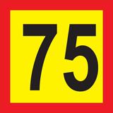 Пътна табела - 18 - 18