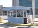 Изграждане на охранителни кабини за контролно пропускателни пунктове до 5кв.м.
