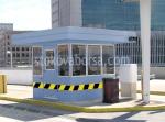 Изработка на охранителни кабини за контролно пропускателни пунктове до 5кв.м.