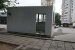 Изработка на охранителни кабини за контролно пропускателни пунктове до 10кв.м.