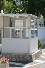 Изработка на алуминиеви охранителни конструкции