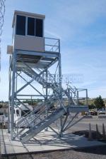 Изграждане на висока охранителна кабина