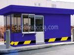 Охранителни кабини за контролно пропускателни пунктове над 5кв.м.