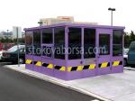 Охранителни кабини за КПП над 10кв.м.