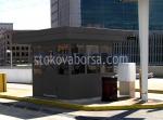 Охранителни павилиони за контролно пропускателни пунктове до 8кв.м.