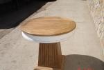 Дъбова маса