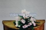 аранжировка с цветя