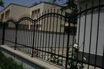 изработване на решетъчни огради от ковано желязо