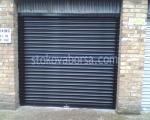 ролетна гаражна врата